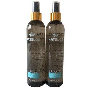 Image 5 - 1 bottiglia di 9 Once 267ml di Rimozione per la cheratina dei capelli extesnion di rimozione per il doppio nastro laterale