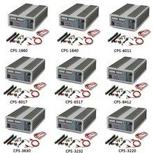 Регулируемый источник питания постоянного тока высокой мощности MCU PFC компактный цифровой лабораторный телефон импульсный источник питания 60 в 17A 30 в 10A 5A 65 в 32 в