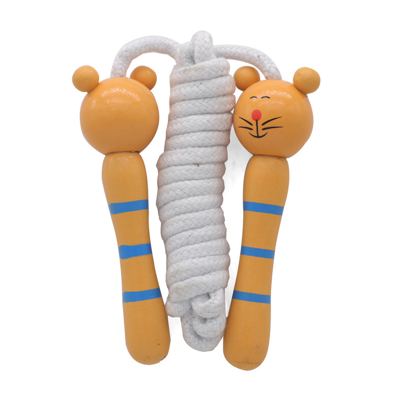 Jump Rope Children Playtime Break Fitness Equipment Exercise CHILDREN'S Toy Young STUDENT'S Beginner Rope
