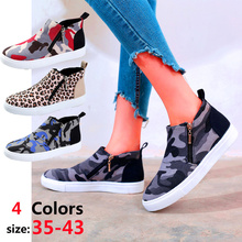 2019 new women ankle boots low heels round toe flatform casual matin shoes  lovers booties wxx055