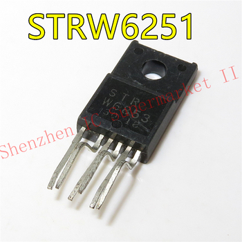1 unids/lote STRW6251 STR-W6251 W6251 TO-220F
