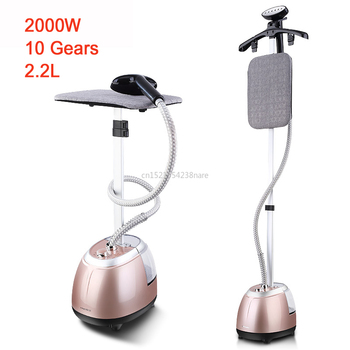 22%,Commercial/Household Garment Steamer Iron Adjustable Clothes Steamer 2000W 2.2L Water Tank 30s Fast Steam 10 gear thermostat