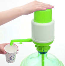 5 Gallon Hand Press Bottled Drinking Water Manual Pump Dispenser Drinking Water Home Office Manual Bottled Accessories(China)