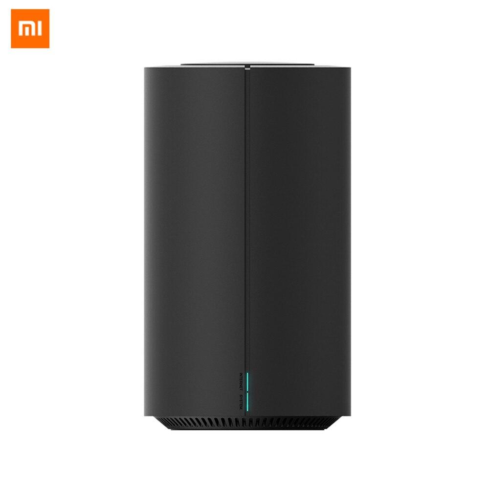 Xiaomi mi маршрутизатор AC2100 двухчастотный WiFi 128MB 2,4 GHz 5GHz 360 ° покрытие двухъядерный процессор игра Дистанционное управление приложением для mi home