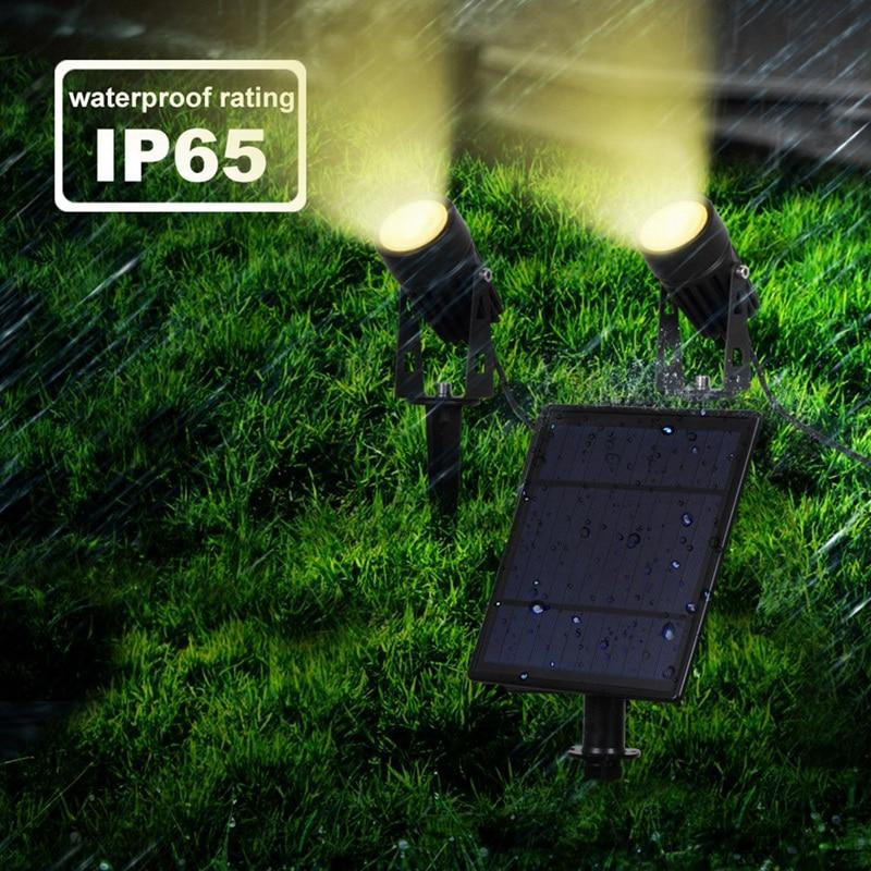 Ip65 à prova dwaterproof água jardim ao