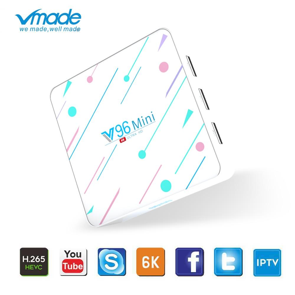Google TV Box Android 9.0 WIFI 2.4&5G Allwinner H6 Smart Tv Box Support YouTube Netflix 4G 128G 6K Mini Media Player Set Top Box