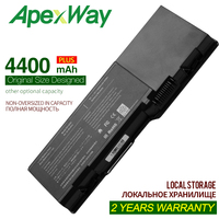 ApexWay Аккумулятор для ноутбука для Dell Inspiron 1501 6400 E1505 131L 1000 GD761 HK421 JN149 KD476 PD942 PD945 PD946 PR00