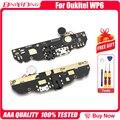 100% Новый оригинал для Oukitel WP6 Плата USB док-станция для плата с зарядным портом модуль USB разъем с микрофоном + вибратор для замены аксессуары