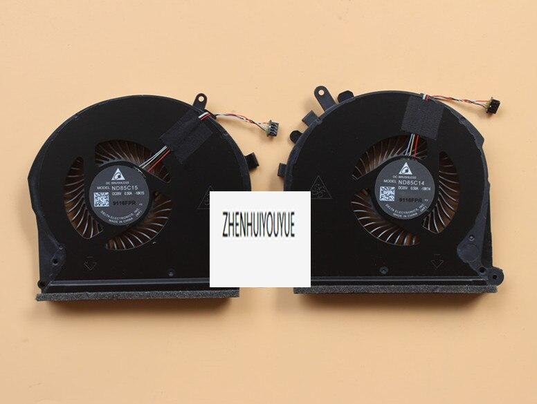 Novo para hp L57167-001 nd85c15-18k15 ND85C14-18K14 ventilador