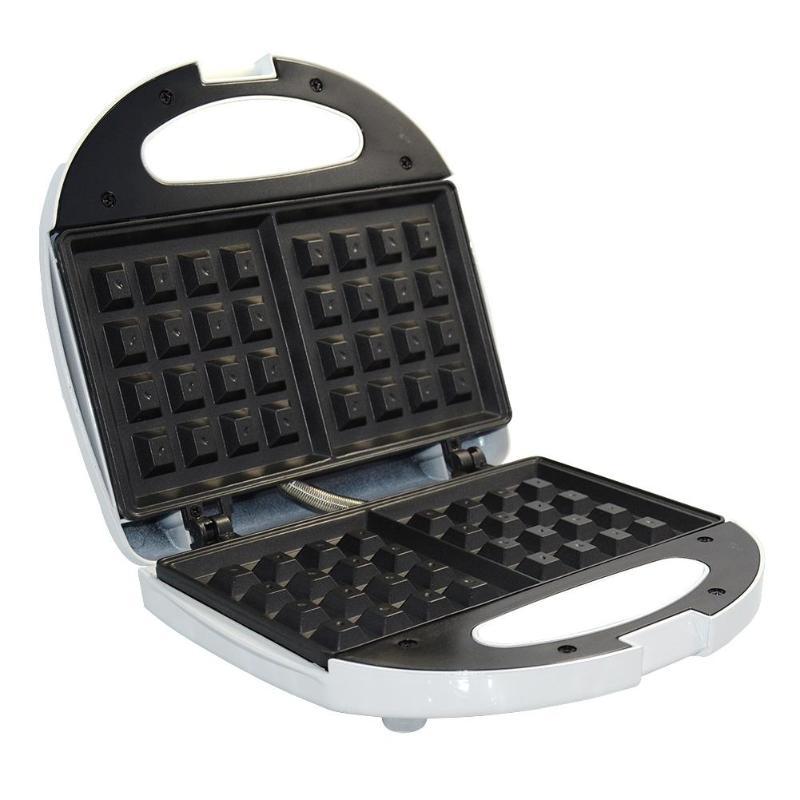 750W Household Electric Waffle Maker Automatic Sandwich Walnut Fast Breakfast Maker Cooking Machine Kitchen Tool 220V EU