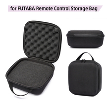 Universal RC Transmitter Protector Remote Controller Handbag Box Case Storage Bag For  AT9 SAT10 Wfly 7 9 FUTABA Parts Accessory