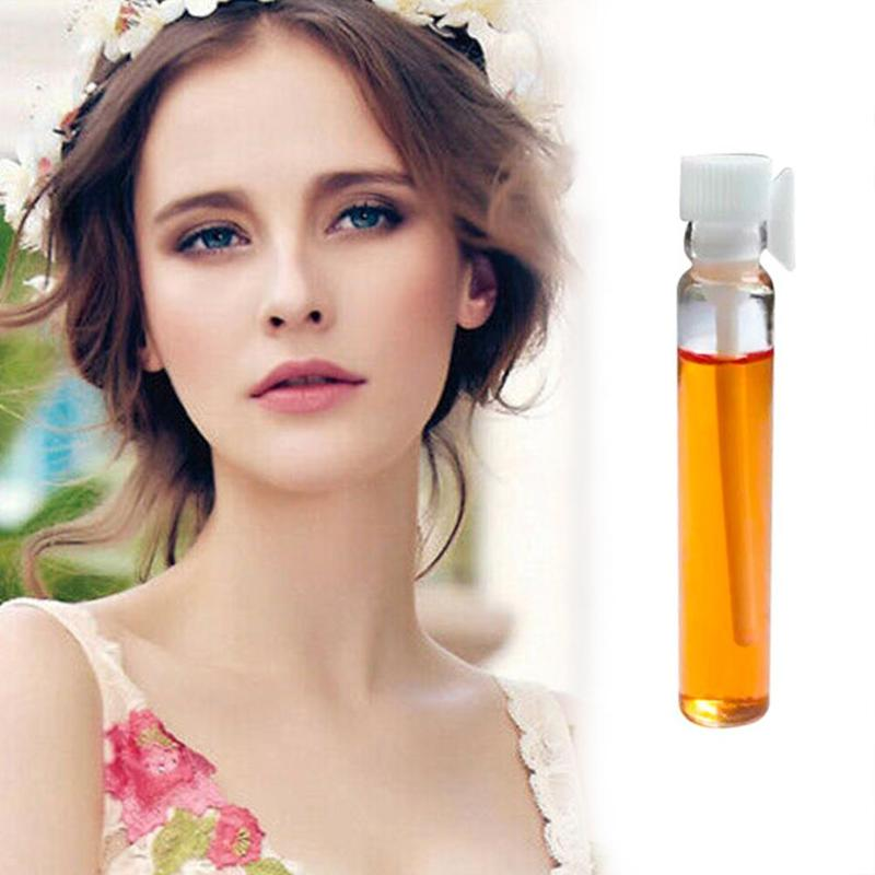 3ml Women Men Atomizer Parfum Perfumed Body Spray Scent Pheromone  Long Lasting Fragrance For Sweat Flower Fruit Deodorant