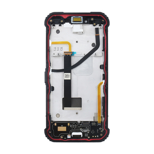 Image 4 - Alesser ため blackview BV9600 プロ 9.0 lcd ディスプレイ + タッチスクリーン + フレーム + フィルム + 指紋センサーボタン + ツール