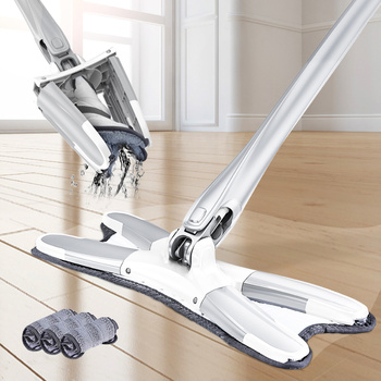 X-type 360 Cleaning Easy Rotating Mop