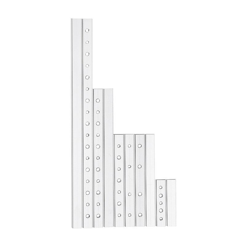 1pc 100-450mm T Track Slot Sliding Slab Slide Block For T-slot T-track Woodworking Tool Brand New