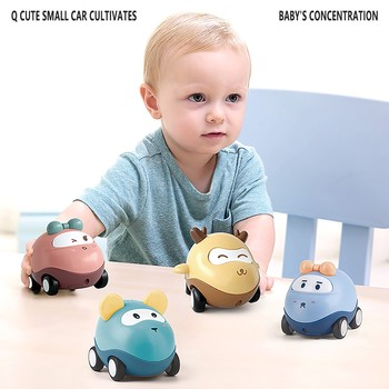 juguete musical car Toy Carriage Return And Baby Toy Trolley Set  Car Early Education Birthday Gift Wheels Set Cool недорого