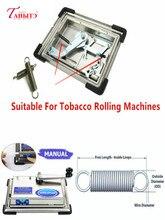 Paslanmaz çelik yaylar tütün haddeleme makinesi ağır uzatma donanım ev dekorasyon dış çap 4mm tel çap