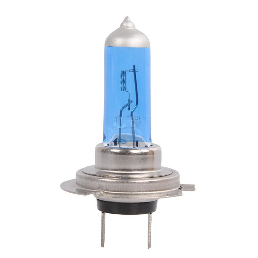 1 Pcs <font><b>H7</b></font> 6000K Xenon Gas <font><b>Halogen</b></font> Headlight White Light Lamp Bulbs 55W 12V image