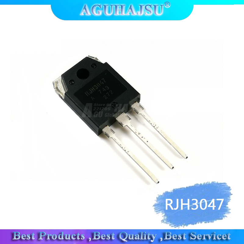 5pcs RJH3047 TO-3P RJH3047DPK TO3P RJH3047A RJH3047ADPK