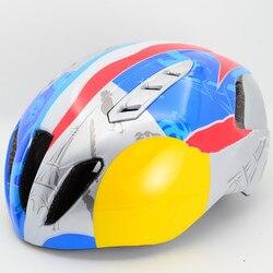 Wyścigi Ultralight kask rowerowy mężczyźni kask rowerowy profesjonalny kask mtb jazda na rowerze bezpiecznie Cap kask dla kobiet mężczyzn rozmiar M 54-60cm