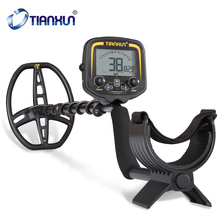 Russian manual And English Manual Professional TX-850 Metal Detector Underground Depth 2.5m Scanner Search Finder Gold Detector