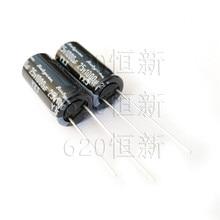 20 шт. алюминиевый электролитический конденсатор RUBYCON YXJ 25V1000UF 10х20 мм серии yxj 1000 мкФ 25v Горячая Распродажа 1000 мкФ/25V