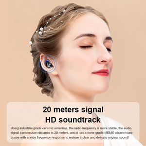 Image 2 - T8 Bluetooth 5.0 אוזניות מגע שליטה אלחוטי Headphons HD סטריאו עמיד למים אוזניות עם 3000 mAh LED תצוגת טעינת תיבה