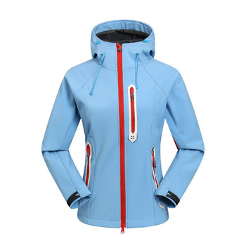 Winter Ski Suit Women's Outdoor Snowboard Jacket Waterproof Skiing Coat Softshell Jacket Terno Esqui Warm windproof Snow Jacket gsou snow brand ski jacket men snowboard jacket waterproof fur hooded outdoor skiing suit windproof sport clothing winter coat