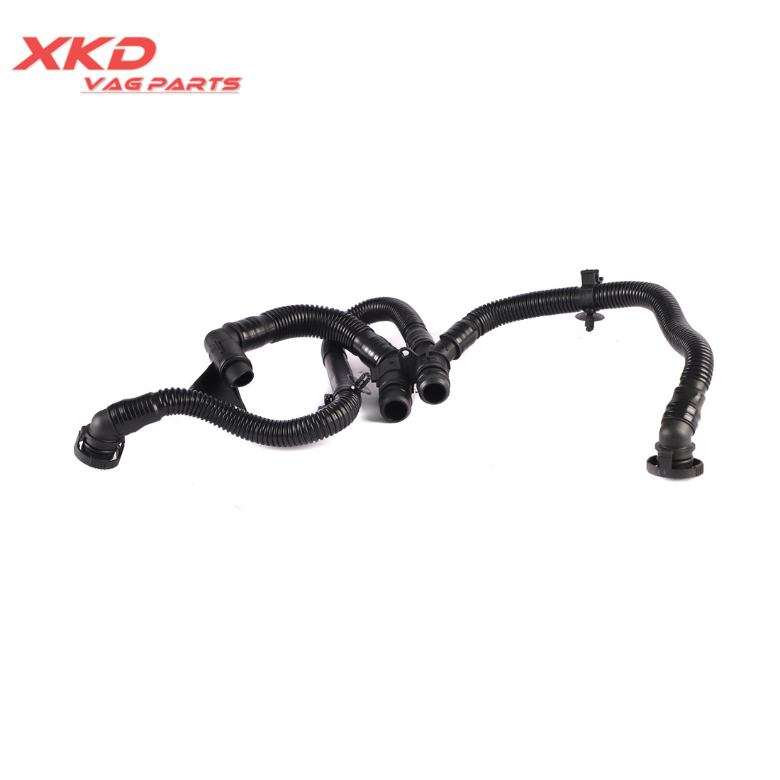 Crankcase Breather Vent Hose Assembly For A UDI A4 A6 A8