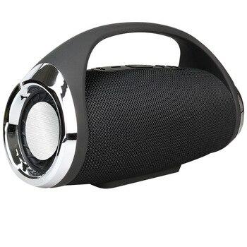 New Style Wireless Bluetooth Speaker Small Steel Gun Waterproof Mini Portable Outdoor Portable Speaker Payment Smart Radio
