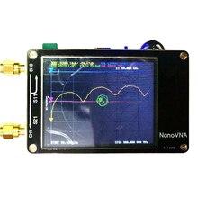 50 кГц-900 МГц VHF сенсорный экран коротковолновый MF сетевой анализатор цифровой дисплей измерения UHF HF стоячая волна антенна электронная