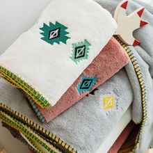 High-quality and comfortable bath towel towel set, quick-drying, no lint, absorbent, male, female, adult, children's home