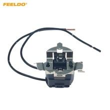 FEELDO 1pc Car Light Bulb Base Holder Socket Wire Adapter For Volkswagen Sigtar H7 Halogen Lamp Connector Wiring Harness #CA6406