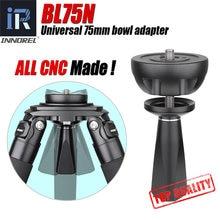 Bl75n 75 мм Универсальная алюминиевая чаша из сплава адаптер