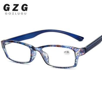 Okulary do czytania Unisex okulary dioptrii męskie okulary przeciwsłoneczne okulary do czytania okulary korekcyjne + 1 0 + 1 5 + 2 0 + 2 5 + 3 0 + 3 5 + 4 0 tanie i dobre opinie GOZLUGU WHITE WOMEN Lustro 5 6inch Z poliwęglanu E008 Z tworzywa sztucznego 3 8inch Reading Glasses Eyewear
