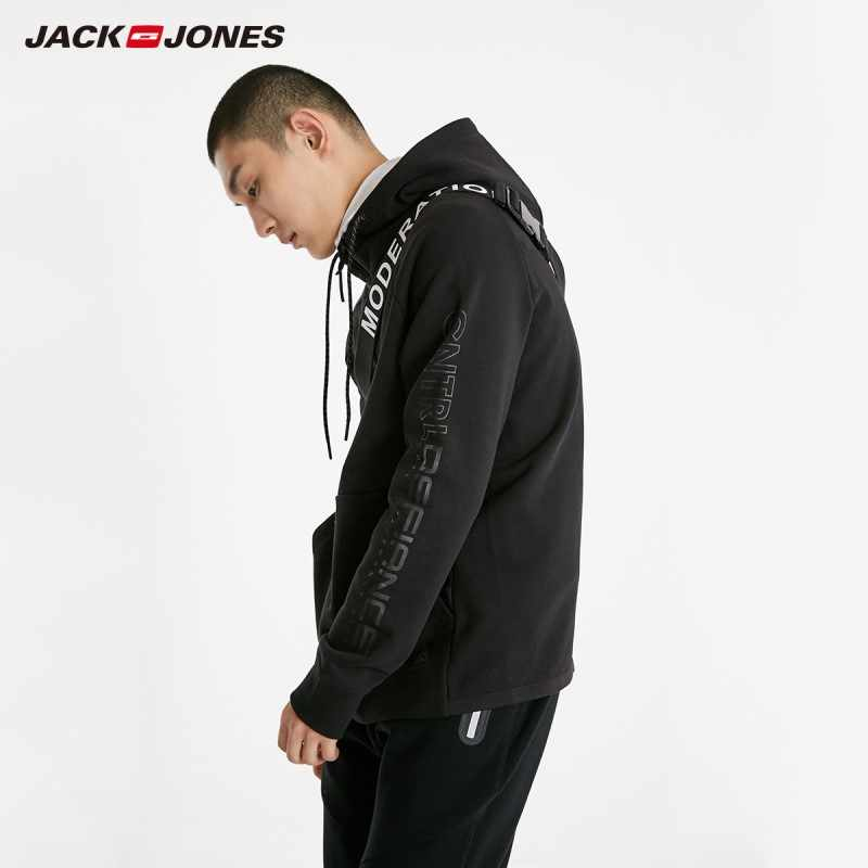 Jackjones 男性のファッションスポーツパーカー紳士服 219133534
