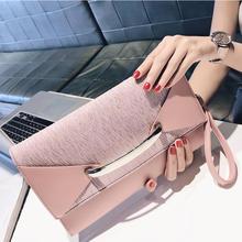 2021 New Korean Personality Niche Shoulder Slant Cross Bag Messenger Bag Women Clutch Fashion PU Women's Bag Crossbody Shoulder