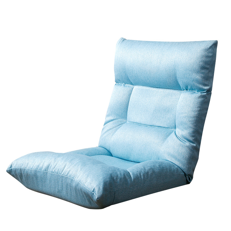 Tatami Sofa Pull Rod Folding Lazy Cushion Dormitory Computer Chair Bay Window Leisure Chair Bed Back Sofa