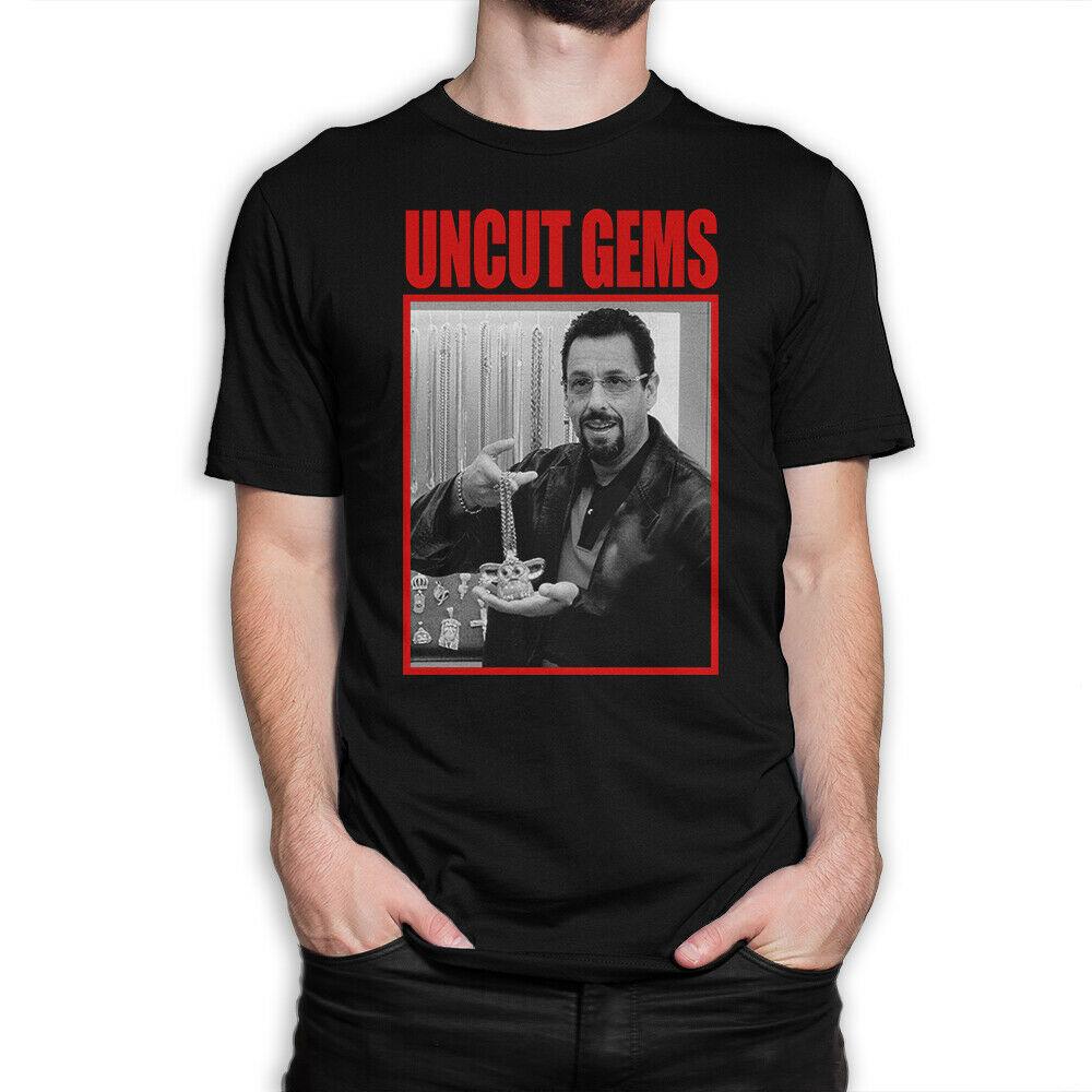 Uncut Gems Adam Sandler T Shirt High Quality Graphic Tee