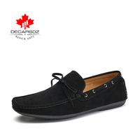 DECARSDZ Men Loafers Shoes Spring & autumn Comfy Boat Men Shoes Leisure Drive Footwear high quality Brand Men Casual Shoes