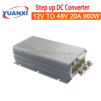цена на 960W Step up DC Converter 12V TO 48V 20A 960W dc dc converter