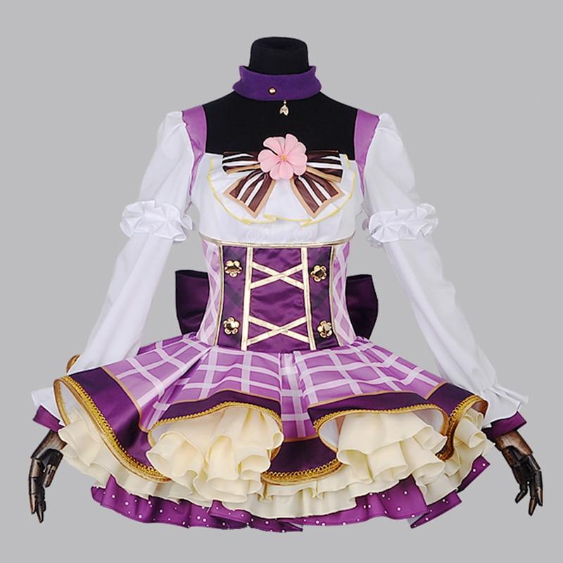 Anime comic lovelive! Cosplay trajes nozomi tojo