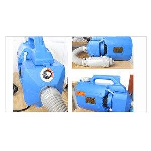 Image 5 - PULVERIZADOR ULV eléctrico portátil de 110V/220V, máquina de nebulización de mosquitos, nebulizador de capacidad Ultra baja inteligente con CE para plagas de Mosquitos