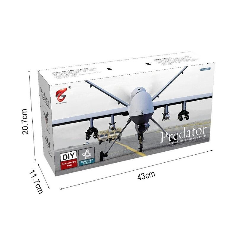 New Style Military Fixed Wing Remote Control Foam Airplane Z51 Remote Control Glider Pterosaur Fixed wing UAV|  - title=
