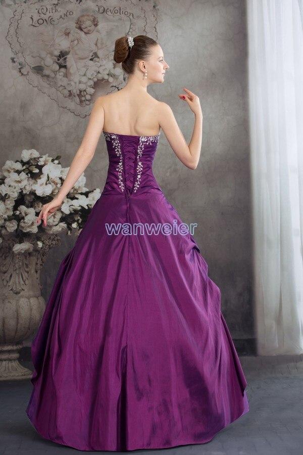 Купить с кэшбэком free shipping abendkleider vestido de noiva 2018 new arrival handmade custom plus size embroidery Prom gown bridesmaid dresses