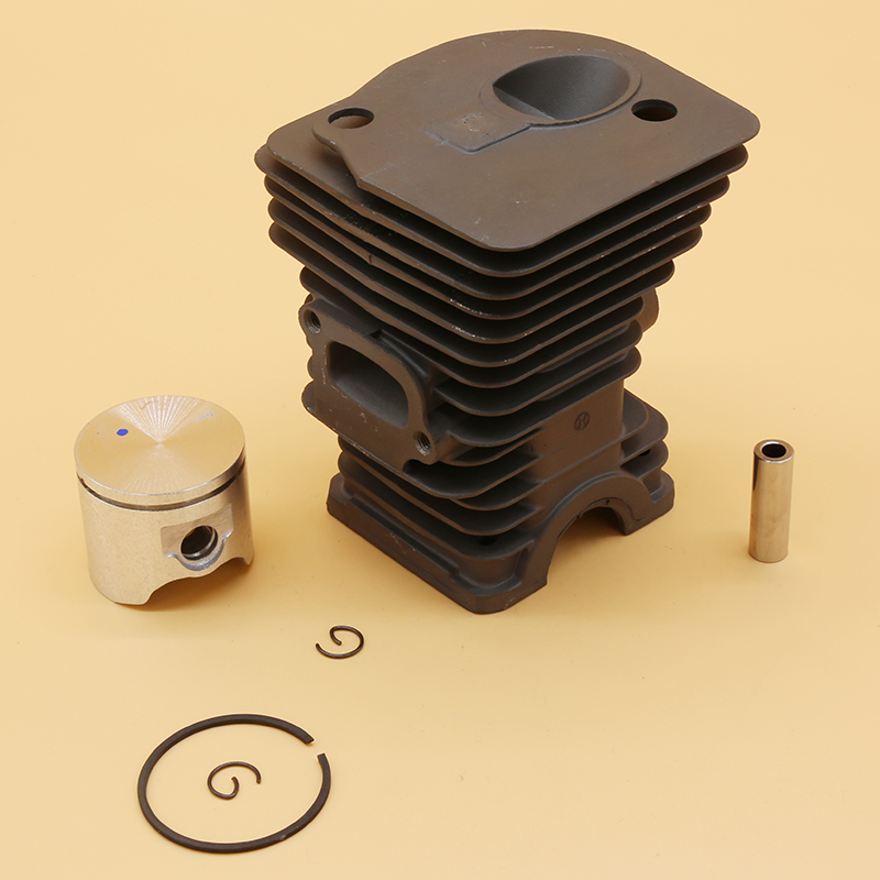 40mm & 42mm Nikasil Cylinder Piston Fit For Husqvarna 340 345 340E 345E 340EPA  345EPA  Chainsaw Parts PN 503870274 503870276