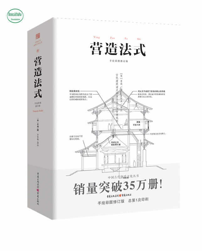 Chinese Ancient Architecture Technology Books Rules Of