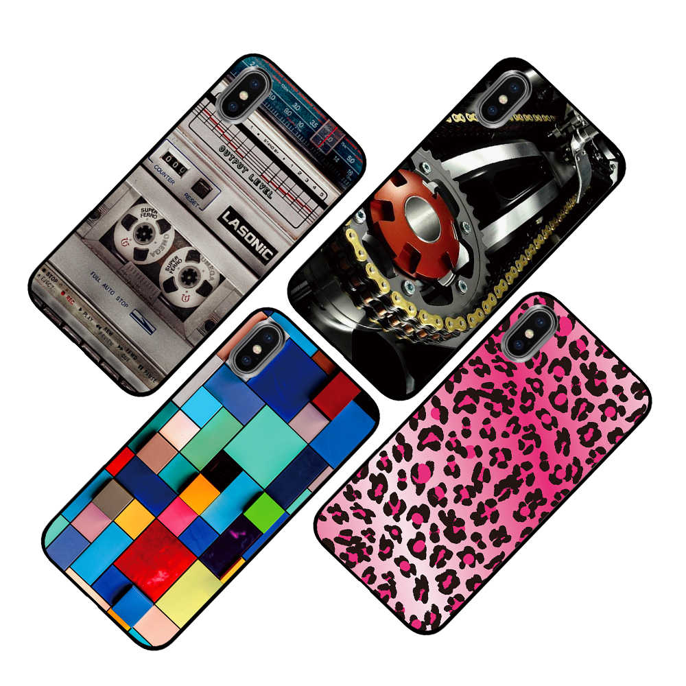 Colorful Speciale vendita Calda Custodie per il iphone 5 5S SE 6 6s 7 8 Più di X XS Max XR