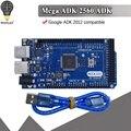 Плата WAVGAT Mega 2560 R3 16AU, 2012 Google Open ADK основная плата (для совместимой модели Mega 2560 ATmega2560-16AU + USB-кабель