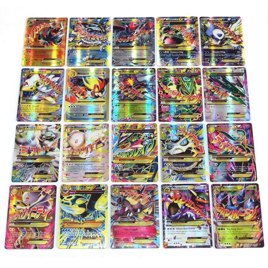 2021 Покемон 200 GX Лидер продаж Детская битва английская версия игровая бирка блестящая команда Vmax TAKARA TOMY карты покемона